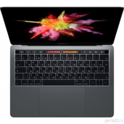 "Apple MacBook Pro 13"" with Touch Bar Mid 2018 MR9R2 Space Gray"