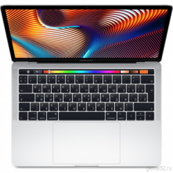 "Apple MacBook Pro 13"" with Touch Bar Mid 2018 MR9V2 Silver"