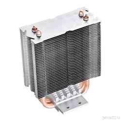DEEPCOOL ICE EDGE Mini FS V2.0 Универсальный (TDP 100W, Al-Cu/80mm, 24.7dBA, 3pin, клипсы) RTL кулер