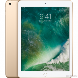 Apple iPad 2017 WiFi 128Gb Gold