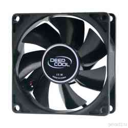 DEEPCOOL XFAN 80 80*80*25mm, 20.3dBa, 1800rpm, Molex, RTL вентилятор