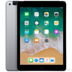 Apple iPad 2018 WiFi+Cellular 128Gb Space Gray