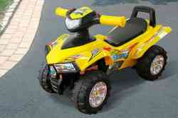 Каталка Sweet Baby ATV Yellow