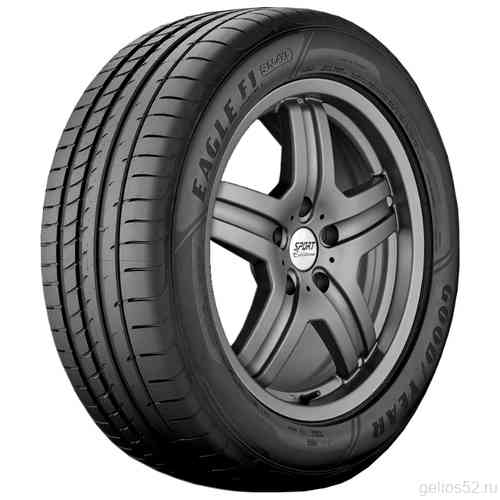 Goodyear Eagle F1 Asymmetric 2 SUV 265/45 R20 108Y XL